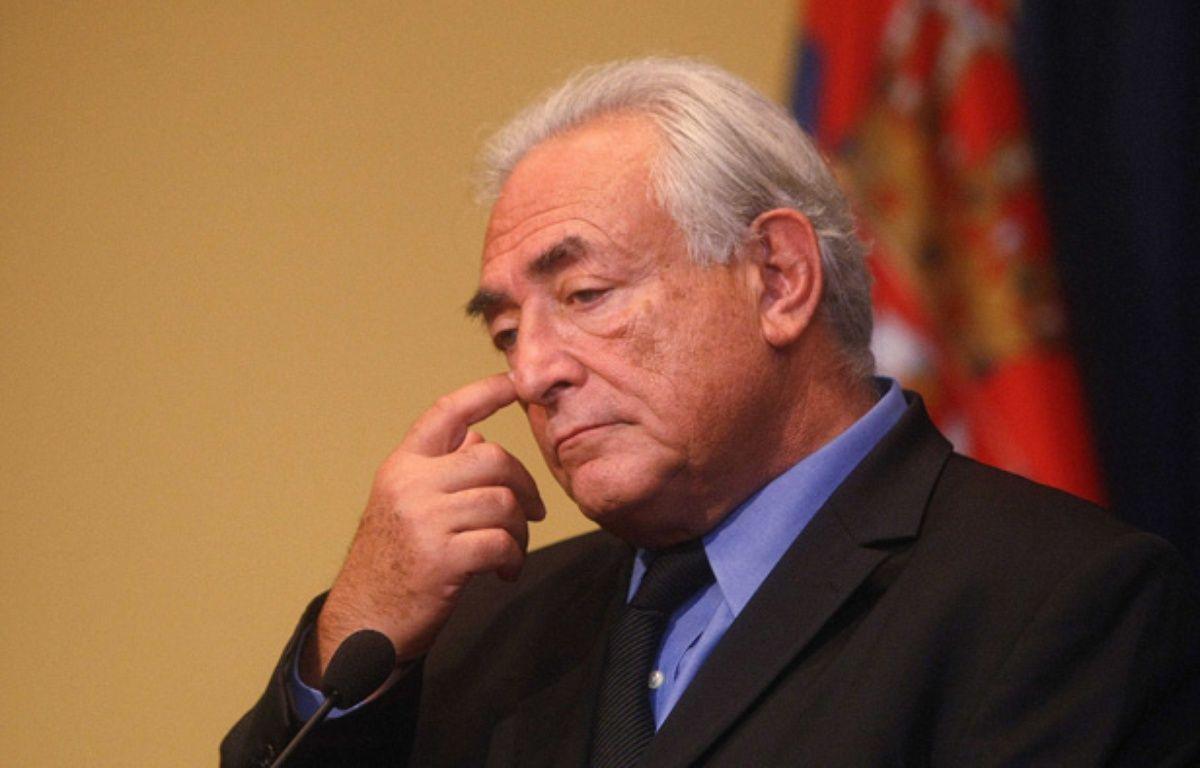 Dominique Strauss Kahn en 2013. –  XAOCPHOTO/SIPA