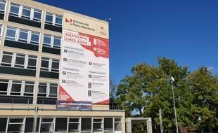 L'université de Paris Nanterre.