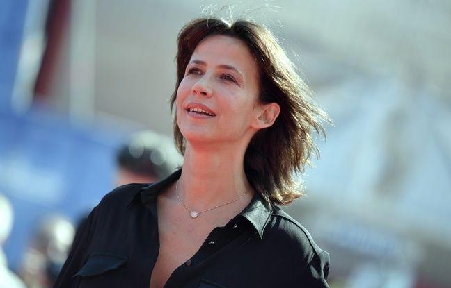 Sophie Marceau au Festival de Venise, en septembre 2016.
