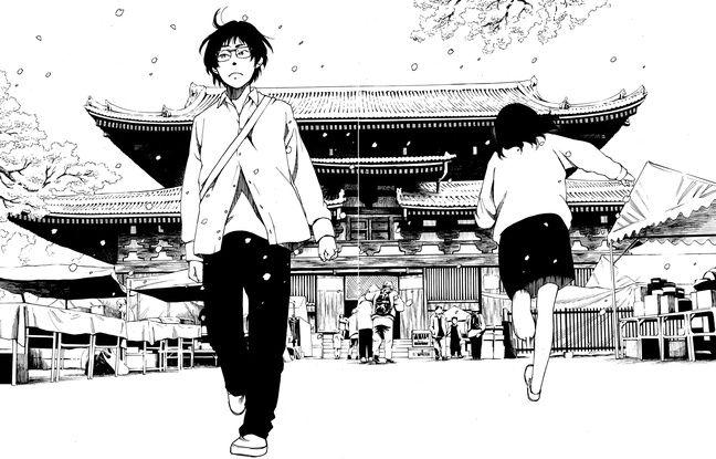 Le manga «Destins parallèles» de son point de vue à elle
