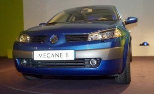 Deux modèles importés en Chine par Renault, la Mégane 2 et la Scénic 2, ont été rappelés, le premier pour un dysfonctionnement de l'airbag et le deuxième pour un problème de tableau de bord, selon un communiqué de l'Administration chinoise de la qualité (AQSIQ).