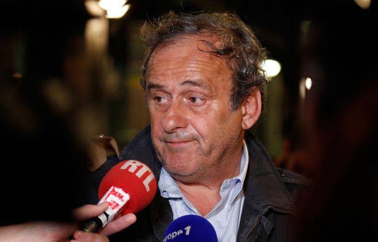 Je vais m'évanouir »… Michel Platini très ému en écoutant un