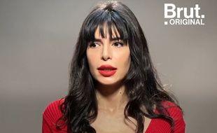 Mannequin en Iran, sans-abri en France, Negzzia raconte son histoire à Brut