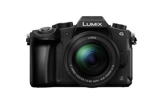 Le Lumix G80 de Panasonic: cet hybride offre un excellent rapport qualité/prix.