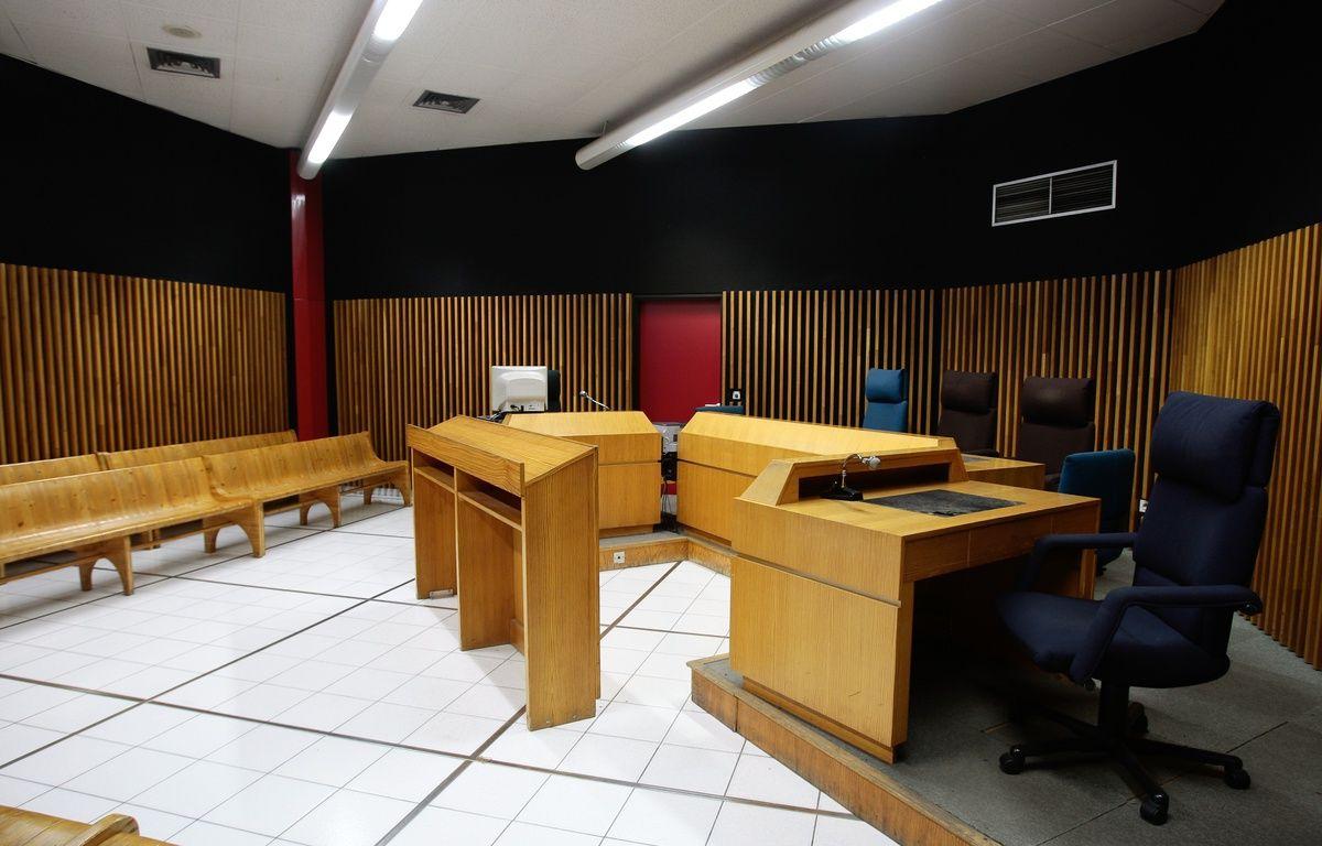 Une salle d'audience du tribunal de grande instance de Marseille – P.MAGNIEN / 20 MINUTES