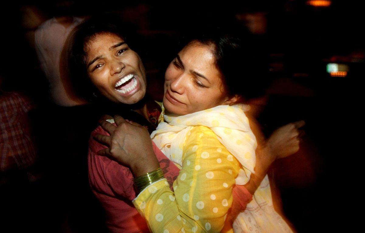 Une explosion a fait plus de 50 morts à Lahore au Pakistan le 27 mars 2016 – K.M. Chuadary/AP/SIPA