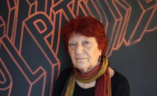Anne Sylvestre en 2018, interviewée par Aude Lorriaux pour l'émission Vieille Branche.