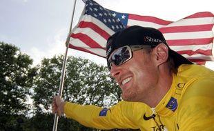 Après le dopage sur le Tour de France, l'Américain Floyd Landis s'est mis à la vente de cannabis. (Archives)