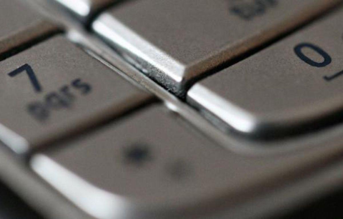 Le prix des services mobiles en France a diminué de 1% en moyenne l'année dernière, a indiqué jeudi l'Autorité de régulation des télécoms dans son indice annuel 2011, qui ne prend donc pas en compte la baisse des tarifs engendrée par l'arrivée de Free Mobile en janvier 2012. – Thomas Coex afp.com