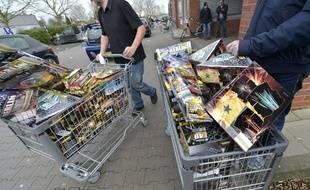 Des millions de Néerlandais achètent chaque année des feux d'artifice pour célébrer la nouvelle année, une tradition dont la dangerosité fait débat.
