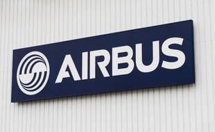 The Airbus site in Bougenais, near Nantes.