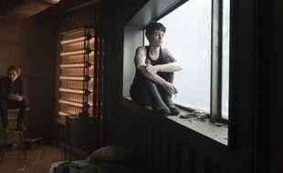 Sverrir Gudnason et Claire Foy dans Millenium: Ce qui ne me tue pas de Fede Alvarez