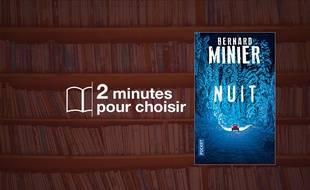 «Nuit» par Bernard Minier chez Pocket (8,20 €, 608 p.).