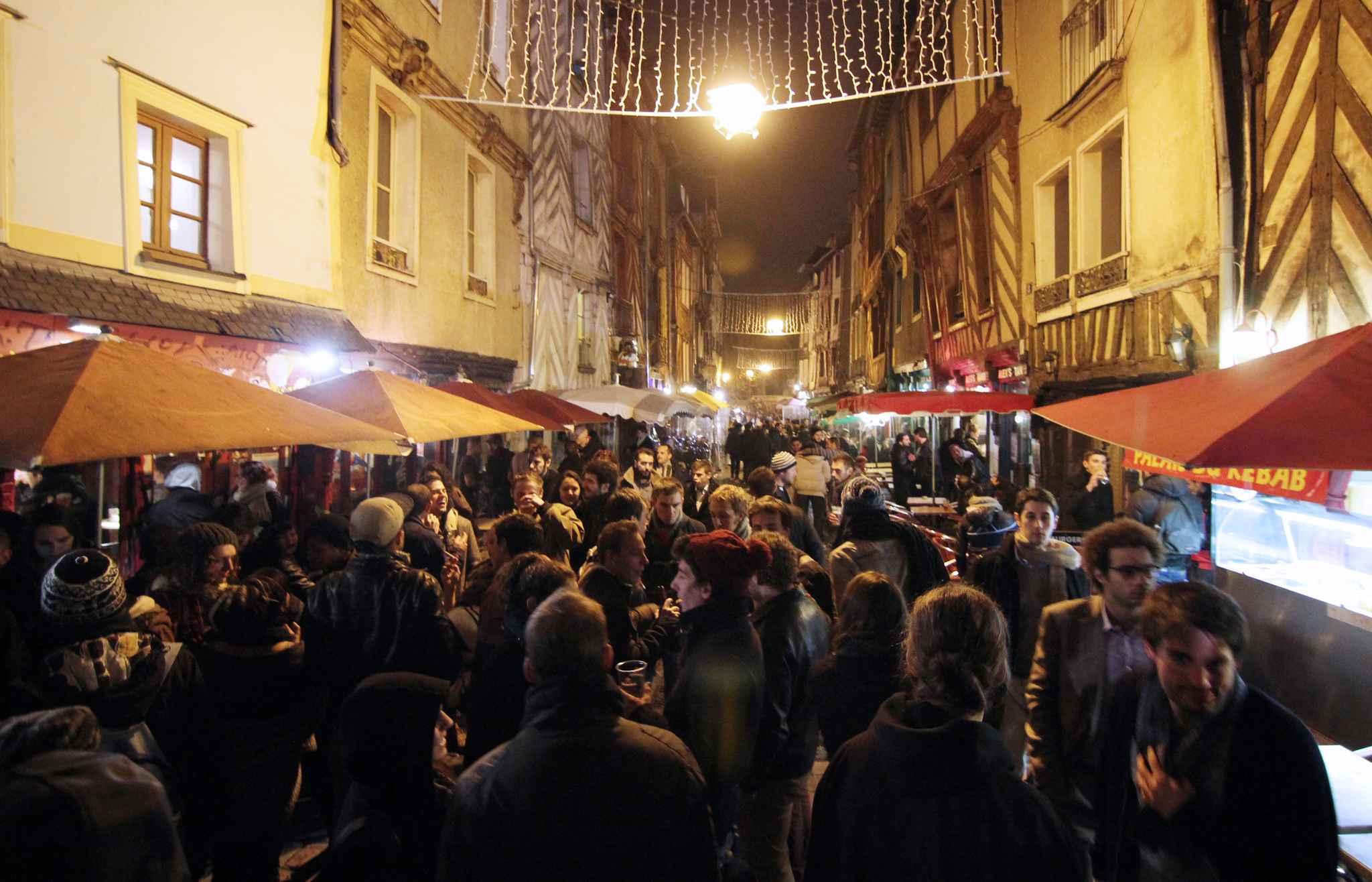 Rennes jug aux assises pour un coup mortel rue de la soif for Salon de la gastronomie rennes