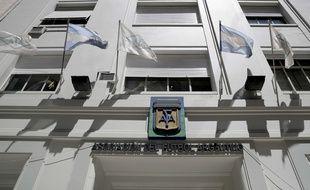 La Fédération argentine de football est secoué par un scandale bien crasseux.