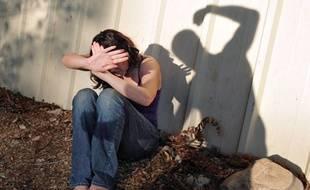 Violences faites aux femmes: illustration