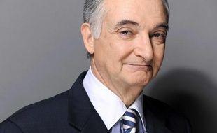 Jacques Attali, économiste, écrivain et haut fonctionnaire français.