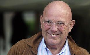 Jacques Wattez, le président de Boulogne-sur-Mer