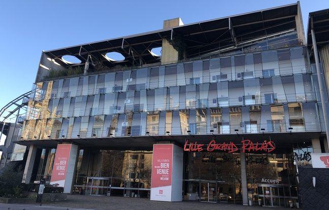 Le Grand Palais de Lille accueille traditionnellement des expositions