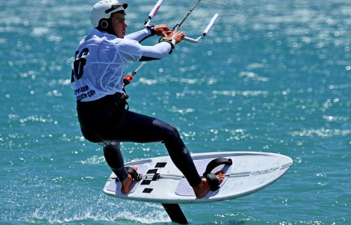 Le foil, nouvelle discipline du kitesurf – 421sport.com