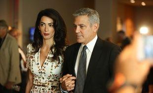 Amal et George Clooney seront-ils bientôt parents de jumeaux?