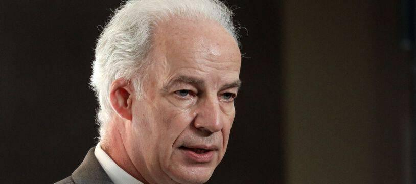 Alain Griset est le ministre délégué aux PME.