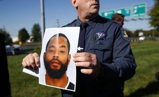 Radee Labeeb Prince est suspecté d'être l'auteur d'une fusillade qui a fait trois morts dans le Maryland, le 18 octobre 2017.