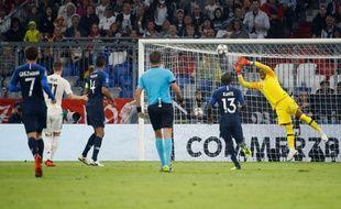 Alphonse Areola a sauvé les Bleus ce soir à Munich.