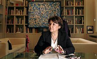 La maire de Lille, Martine Aubry, part très grande favorite pour conquérir une nouvelle fois l'hôtel de ville.
