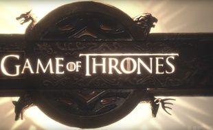 Le plan final du générique d'ouverture de la saison 8 de «Game Of Thrones»