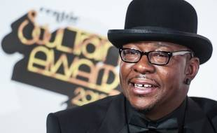 Le chanteur Bobby Brown