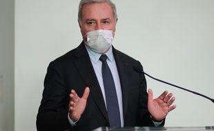 Le maire de Toulouse Jean-Luc Moudenc (LR).