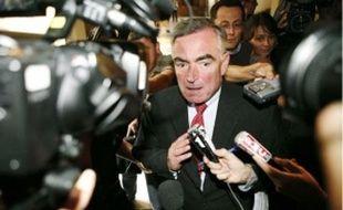 Le procureur Jean-Claude Marinà l'ouverture du procès, le 21 septembre dernier.