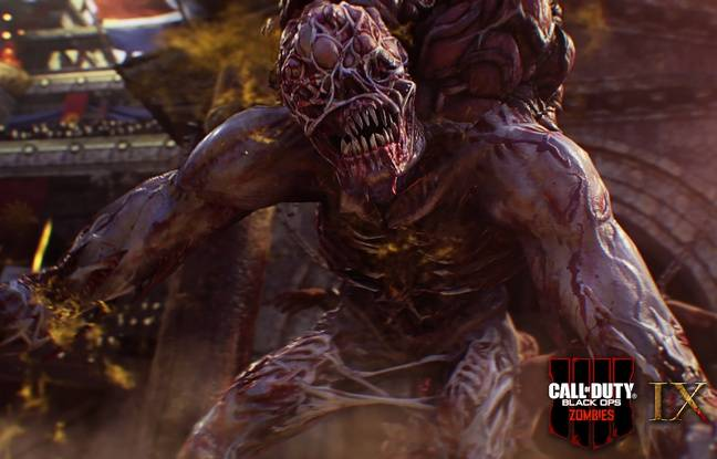 Le mode zombie ou le mode battle royale n'étaient pas présentés sur cet E3 2018.