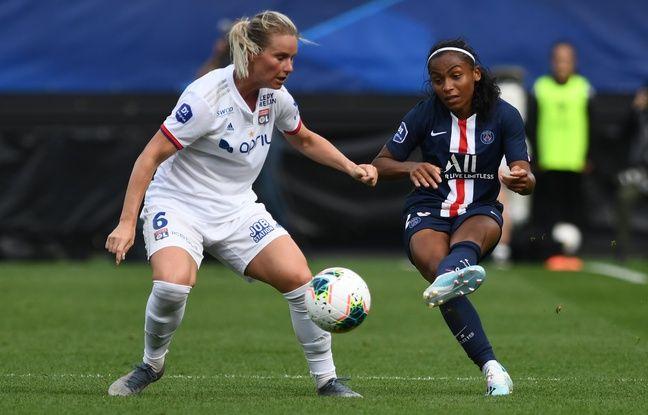 Coupe de France: Les joueuses du PSG et de l'OL s'affronteront pour la cinquième fois en finale