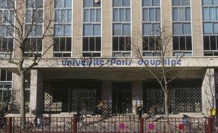 Université Paris-Dauphine, illustration