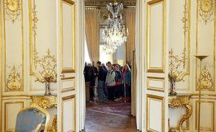 Il était possible de visiter les palais de la République, notamment  l'hôtel de Matignon.