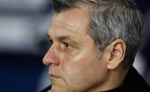 Le coach de l'OL Bruno Génésio ne pouvait se satisfaire du match nul de son équipe à Rennes.