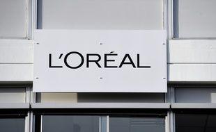 L'usine L'Oréal de Lassigny.