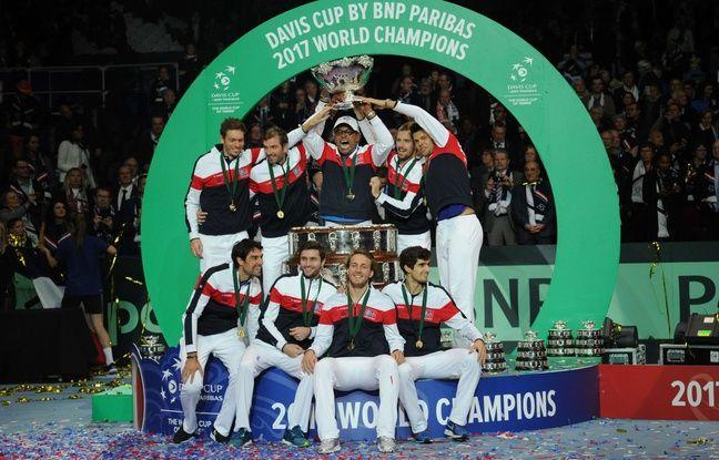 Coupe Davis: Et si la nouvelle réforme nous faisait ouvrir les yeux sur le niveau réel du tennis français?