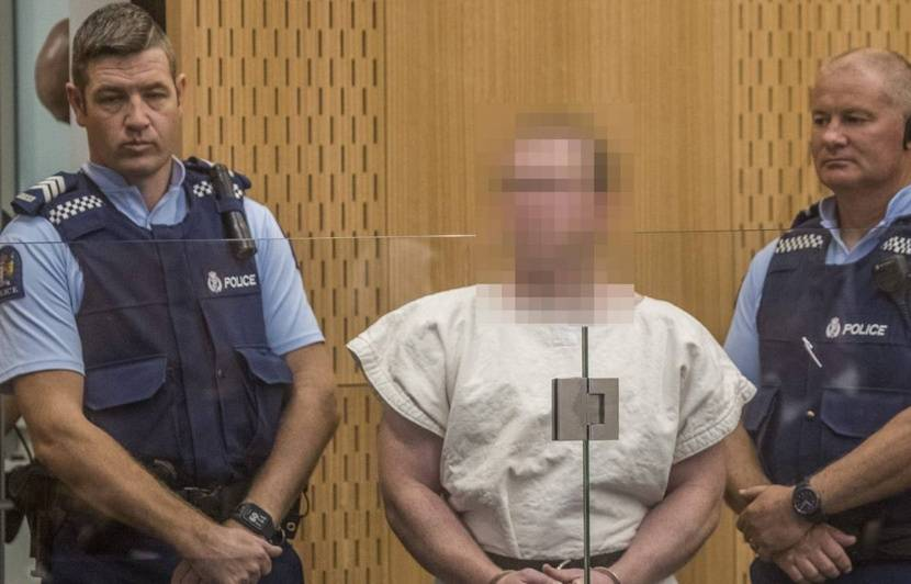 Attentats à Christchurch: L'auteur des fusillades inculpé pour terrorisme
