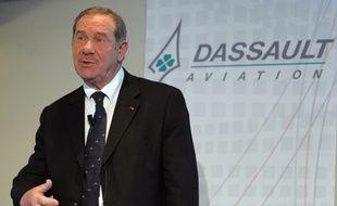 Charles Edelstenne va prendre les rennes du groupe Dassault, comme prévu.