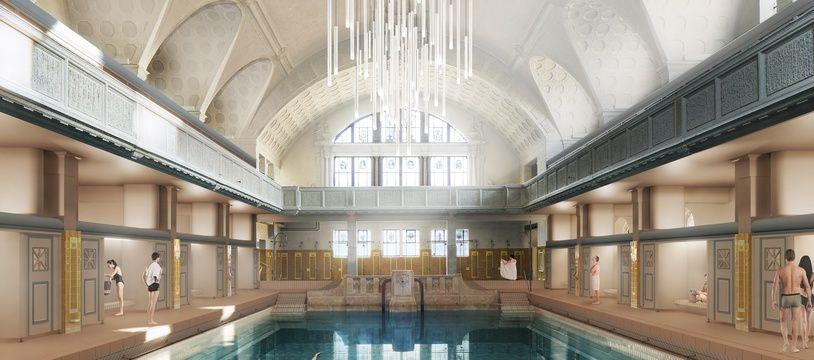 VIDEO. Strasbourg: Le projet de rénovation des bains municipaux dévoilé