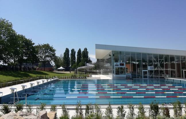 La nouvelle piscine de Hautepierre après trois ans de travaux.