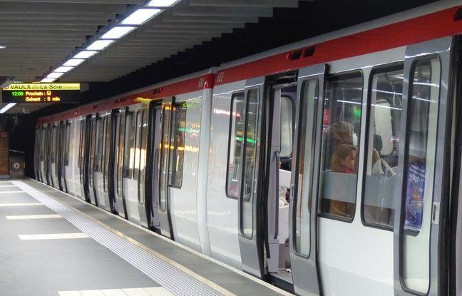 Lyon: La circulation du métro A perturbée en raison d'un colis suspect découvert vers la station Bellecour