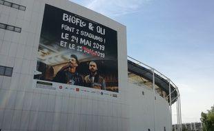 Le Stadium de Toulouse accueille les 24 et 25 mai 2019 un concert de Bigflo & Oli, 27 ans après Mickaël Jackson.