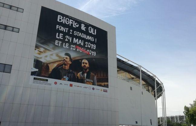 VIDEO. Toulouse: Pour les concerts de Bigflo & Oli, le Stadium subit une transformation express et XXL