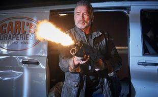 Arnold Schwarzenegger dans «Terminator: Dark Fate»