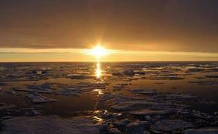 Photo d'illustration de l'Arctique
