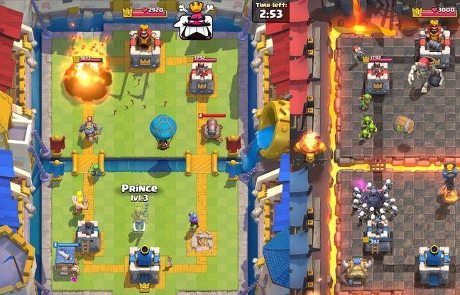 Clash Royale : l'incroyable succès d'un jeu mobile dans le monde de l'e-sport.